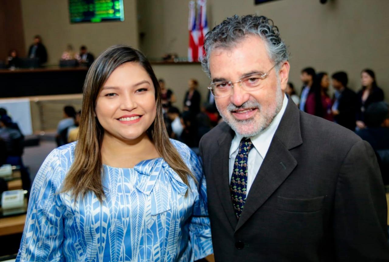 Deputada Joana Darc defende permanência  do Fundo  Amazônia